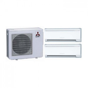 Mitsubishi Electric Multi Split 2x1